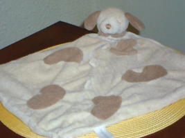 Angel Dear Plush Puppy Lovey Security Blanket - $14.99