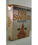 Fire Starter 1980 Stephen King horror novel - $4.00