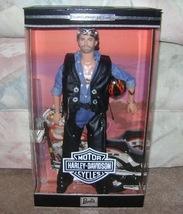 Collector Edition Harley Davidson Ken #2.  2000. - $50.00