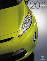 2011 Ford Fiesta Sales Brochure Catalog Us 11 Se Sel Ses - $6.00