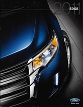 2011 Ford EDGE sales brochure catalog US 11 SE SEL Sport Limited - $6.00