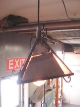 Steel Metal Hanging lamp - $35.00