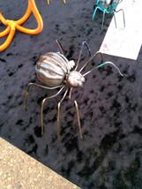 Large metal spiders - $28.00