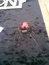 Solid steel spiders - $15.00