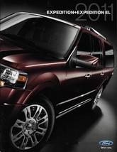 2011 Ford EXPEDITION sales brochure catalog US 11 XLT Limited King Ranch EL - $8.00