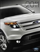 2011 Ford EXPLORER sales brochure catalog US 11 XLT Limited - $6.00