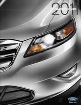 2011 Ford TAURUS sales brochure catalog US 11 SE SEL Limited SHO - $8.00