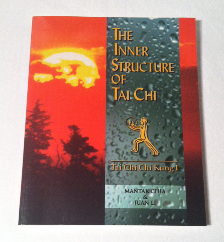 Primary image for SC book The Inner Structure Of Tai Chi by Mantak Chia and Juan Li 1996