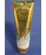 Bath and Body Works New Vanilla Bean Noel Body Cream 8 oz - $9.95