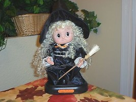 Happy Halloween Animated Witch Motionette - €22,08 EUR