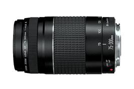 Canon Zoom Lense EF 75-300mm f/4-5.6 III N118 SLR Camera  - $124.99