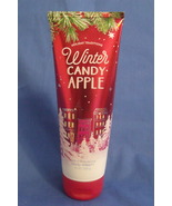 Bath and Body Works New Winter Candy Apple Body Cream 8 oz - $9.95