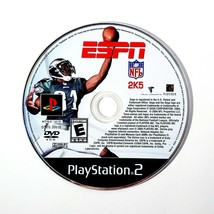 ESPN NFL 2K5 Football (Sony PlayStation 2 PS2 2004) Game Disc Only - $10.40