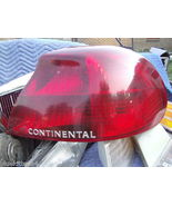 1998 1999 2000 CONTINENTAL RIGHT TAILLIGHT OEM USED LINCOLN PART - $88.36