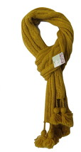 FREE SHIP - NWT, Mossimo Supply Co. Yellow Scarf - Cute and comfy!! - $15.75 CAD