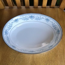 "Noritake Blue Hill 2482 Contemporary 9.75"" Vegetable Serving Bowl - $17.82"