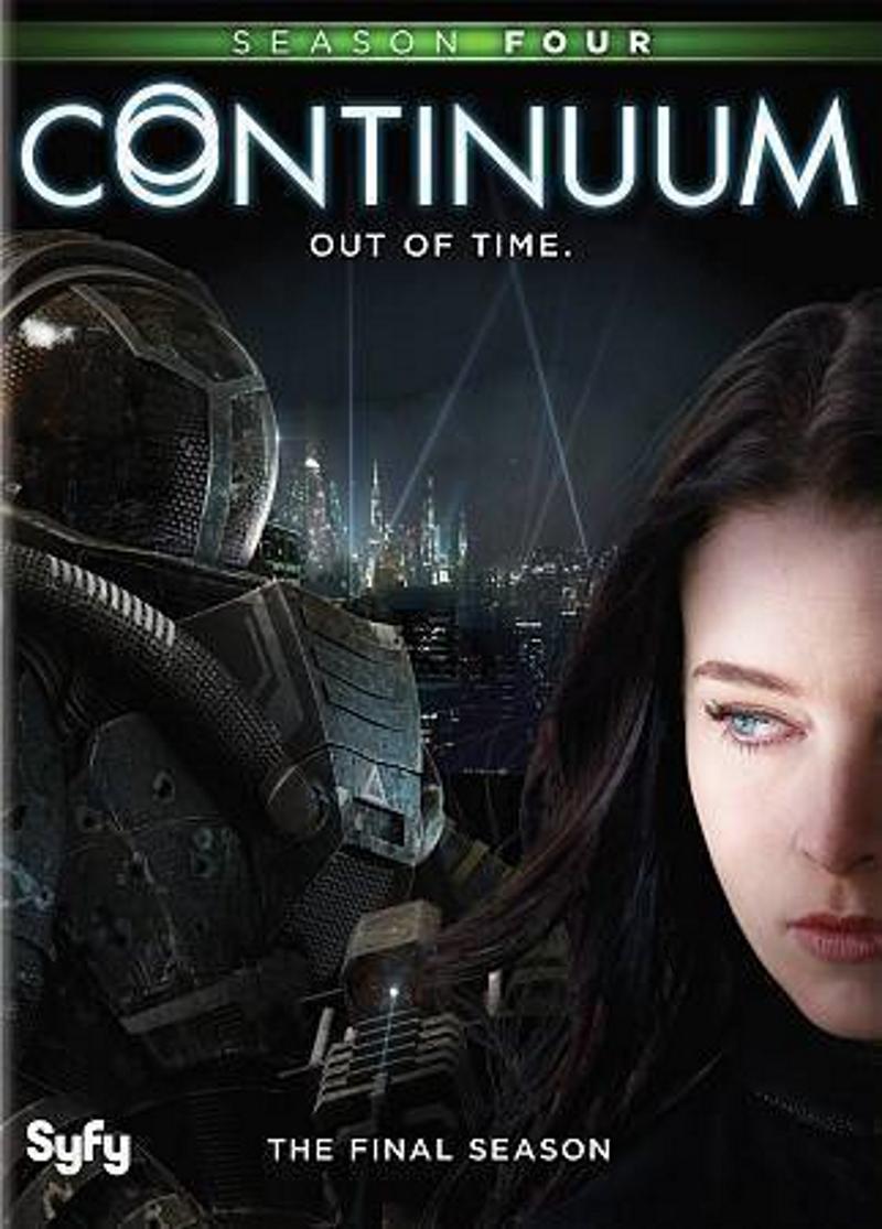 Continuum fourth season 4