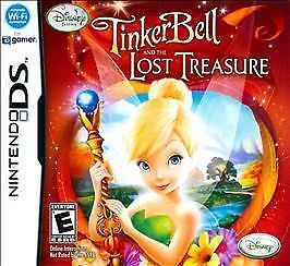 Primary image for Disney Fairies: Tinker Bell and the Lost Treasure (Nintendo DS, 2009)