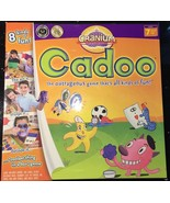 Cranium Cadoo Family Board Game Ages 7 and up Educational FUN for the Fa... - $14.99