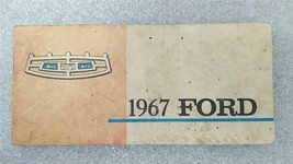FORD PASS 1967 Owners Manual 15777 - $18.76