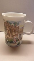 Dunoon Cottage Life Mug England Richard Partis Fine Bone China - $13.50