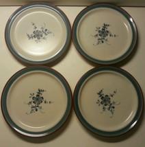 Noritake Pleasure Bread Butter Plate 459296 Blu... - $18.00