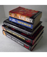 James Patterson Lot When Wind Blows Lake House Pop Weasel 3rd Degree 1st... - $24.74