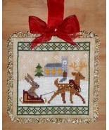 Jingle Bells Holmseys Hymns cross stitch chart Stitcher Anon Design - $6.00