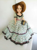"Rare Vintage 1953 Alexander 18"" Glamor Girl Picnic Day Hard Plastic Tag ... - $395.00"
