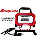 "Snap-on LED Work Light | New Model ""2000 LUMENS"" Ultra Bright LED Workli... - $144.10"