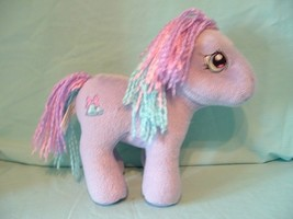 "My Little Pony 9"" Plush/Stuffed Purple Tink a Tink a Too w/ Yarn Hair - $14.99"