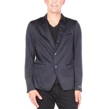 Diesel J-Eve Men's Midnight Blue Tuxedo Suit Jacket Sport Coat Blazer M - $189.99