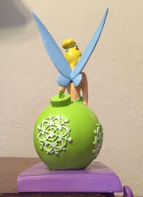 Tinkerbell Stocking Holder 14