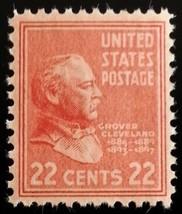 1938 22c Grover Cleveland Scott 827 Mint F/VF NH - $2.99
