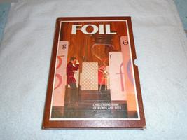 Vintage 1968 3M Bookshelf game FOIL Word game sealed cards unused - $29.99
