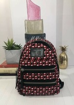 NWT Marc Jacobs Mini Biker Scream Logo Nylon Backpack, Msrp $230.00 - $130.89