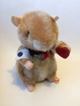 Gemmy Hamster Larry Love SINGS I'm too Sexy RARE Song or Error - $49.99