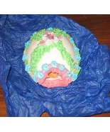 Large Handmade Sugar Easter Egg - $22.50