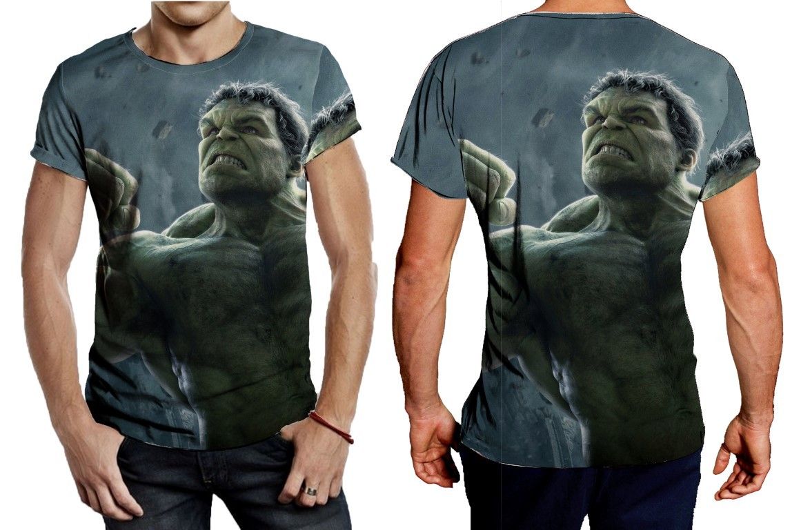 Primary image for Tee Men's hulk so mad image
