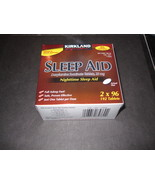 Sleep Aid 192 Tablets Kirkland - $11.32