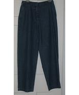 Villager Sport Liz Claiborne Blue Jeans Sz 12 30 x 31 - $15.50