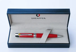 Sheaffer 300 Ferrari Red Ballpoint Pen - $64.00