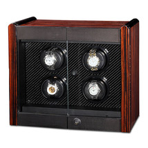 Orbita Avanti 4 Programmable Quad Automatic Watch Winder Cabinet W70009 - $3,559.05