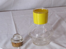 Vintage McKee Hottle Glassbake hot liquid decan... - $5.99