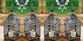 "Eight Moroccan Birdcage Wedding Candle Lanterns 14"" Event Supplies 13175 - $69.00"