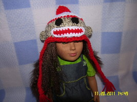 "18"" DOLL or  AMERICAN GIRL DOLL ORIGINAL LOOK S... - $12.00"