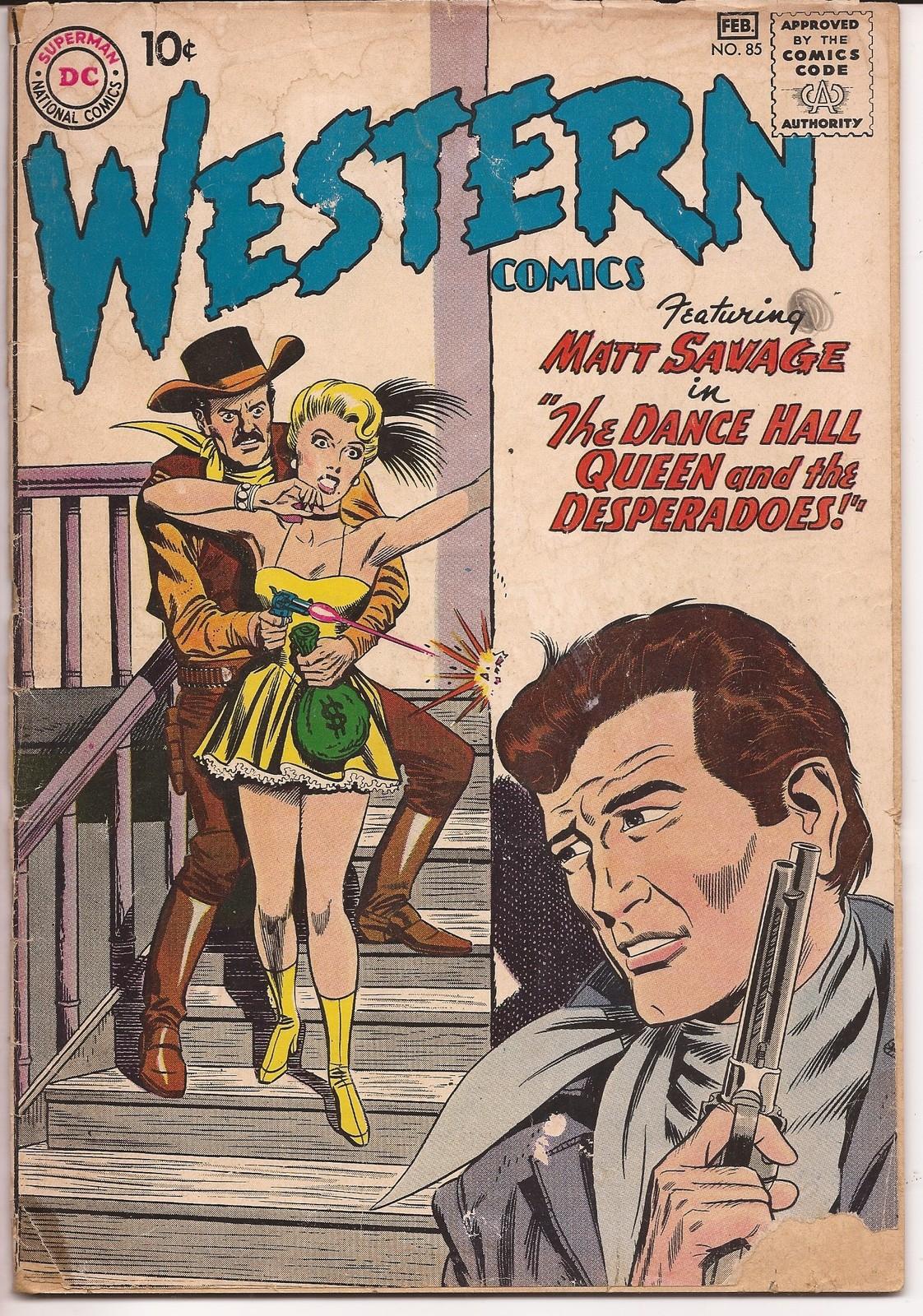 Western comics  85
