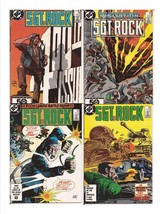DC Sgt. Rock Lot 400th Issue Joe Kubert Visitation War Army Action Adventure - $9.95