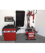 Reman Coats® 7065EX Tire Changer & Coats® 950/1000 Balancer with Warranty - $7,348.00