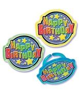 Oasis Supply Happy Birthday Jewel Rings, 12-Pack - $0.98